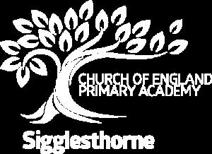 sigglesthorne school logo white